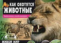 Как охотятся животные. Приемы охоты и способы выживания (+ 3D-очки), Киев