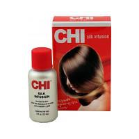 Жидкий шелк с термощащитой CHI Silk Infusion 15 ml