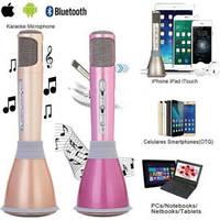 Беспроводной микрофон с караоке для смартфона Tuxun K068