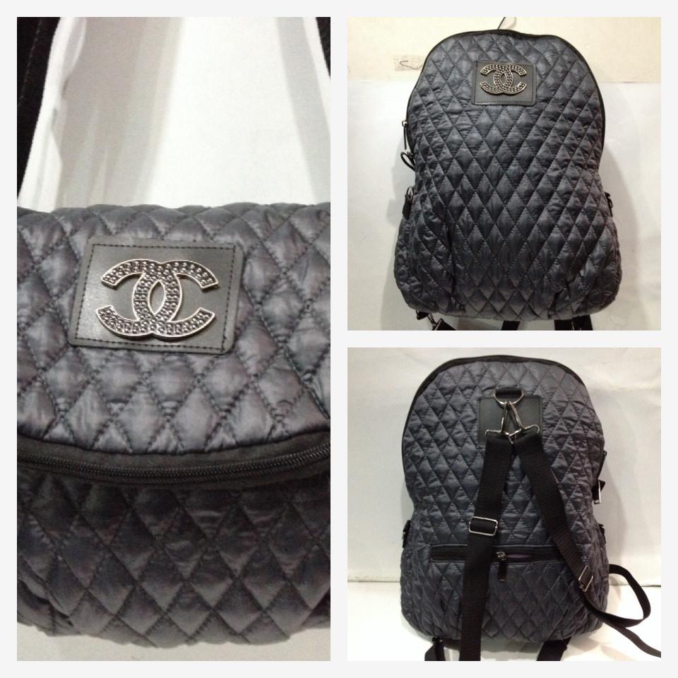 adcffdcf7673 Рюкзак стеганая Сhanel-Шанель  Стильна женская сумка оптом   продажа ...