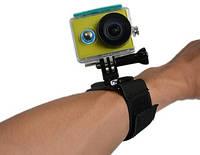 Крепление на руку с фиксатором на 360 градусов для экшн камер Xiaomi, SJCam, GoPRO (код № XTGP188)
