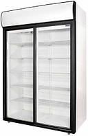 Шкаф холодильный-витрина Polair DM110sd-S