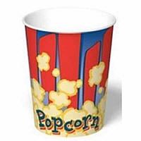 Стакан для попкорна 1,3л (v46)
