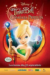 DVD-мультфільм Феї: Загублений скарб (DVD) США(2009)