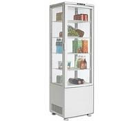Холодильный шкаф-витрина Scan RTC 286
