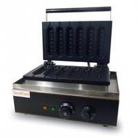Аппарат для приготовления сосиски в тесте GoodFood (Корн дог) CM6