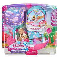 Кукла Barbie Челси и ее сказочный корабль Chelsea Dreamtopia Vehicle DWP59, фото 1