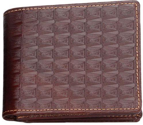 Мужской бумажник из натуральной кожи Traum 7110-30, коричневый