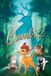 DVD-мультфільм Бембі 2 (США, 2006)