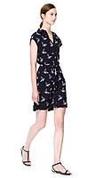 Платье-рубашка прямого кроя Zara