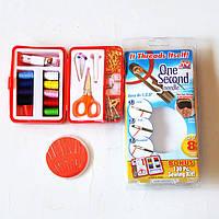 Швейный набор One Second Needle, органайзер кейс для шитья
