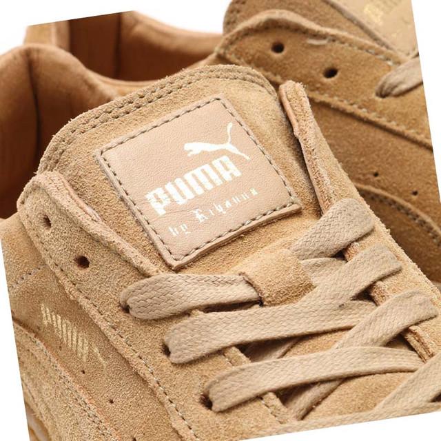Женские кроссовки Puma Rihanna Suede Creeper