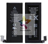 Аккумулятор для мобильного телефона Apple iPhone 4, (Li-ion 3.7V 1420mAh), Sony, ORIG