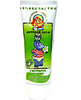Биотон «Бабушкины рецепты» Детский крем 75мл. с экстрактом ромашки и лавандовым маслом под подгузник