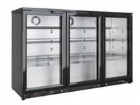 Среднетемпературный шкаф барного типа Asber BBC-350