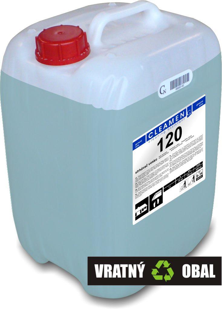 Моющее средство для генеральной уборки полов 20 л CLEAMEN 120 - Интернет-магазин бытовой и профессиональной химии в Харькове