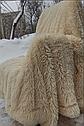 Роскошные меховые покрывала  Двуспальный размер , фото 8
