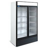 Холодильный шкаф-витрина МХМ КАПРИ 1,12 УСК (Купе)