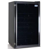 Шкаф винный Crystal CRW 100B