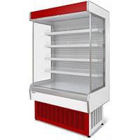 Витрина холодильная среднетемпературная пристенная ВХСп 1,25 КУПЕЦ