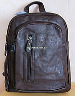 Женская кожаная сумка. Женский рюкзак. Модный кожаный портфель. СР107