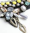 Розкішне жіноче кольє DRESS 5133, фото 3