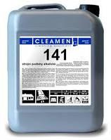 Средство для машинной уборки полов 5 л CLEAMEN 141