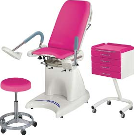 Гінекологічні крісла, виробництва Італія, Famed (Польща), AR-EL (Турція)