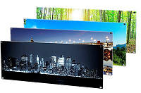 Инфракрасный обогреватель (стекло) HSteel IGH 8080 Dualфотопечать