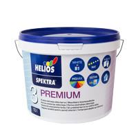 HELIOS SPEKTRA PREMIUM краска для внутренних стен моющаяся 2 л.