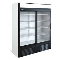 Холодильный шкаф-витрина МХМ КАПРИ 1,5 СК (купе)