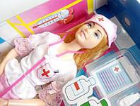 Лялька медсестра Baby Doctor для дівчинки іграшка лялечка гра в доктора
