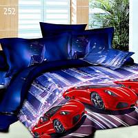 252 Поплин подростковое постельное белье Вилюта