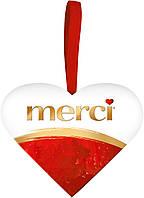 Шоколадные конфеты Merci Storck сердце, 36 гр., фото 1