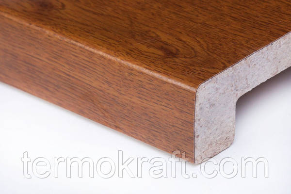 Подоконник Topalit Золотой дуб (055) 500 мм