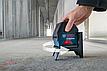 Линейный лазерный нивелир Bosch Professional GCL 2-15 + RM1 , фото 4