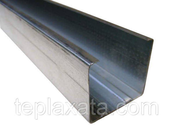 Профиль стоечный СW-50/3 м (0,4 мм)