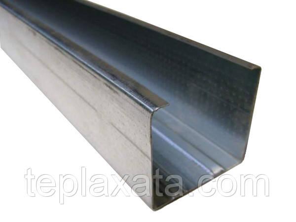 Профиль стоечный СW-75/3 м (0,4 мм)