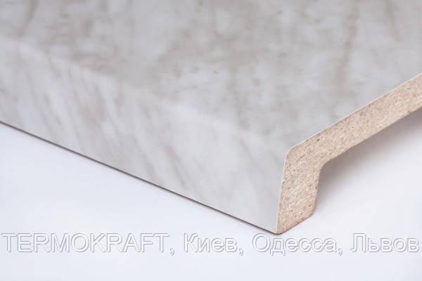 Подоконник Topalit Каррарский мрамор (022) 200 мм