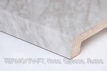 Подоконник Topalit Каррарский мрамор (022) 300 мм
