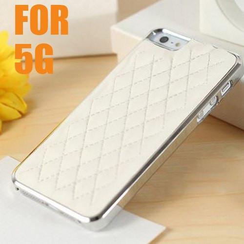 Чехлы для iPhone 5 5S Luxury кожа