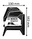 Линейный лазерный нивелир Bosch Professional GCL 2-15 + RM1 , фото 3