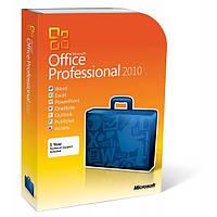 Microsoft Office 2010 Профессиональный Русский x32/x64 ОЕМ (269-15092)