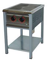 Плита промышленная электрическая без духовки Арм-Эко ПЕ-2 Ч Економ