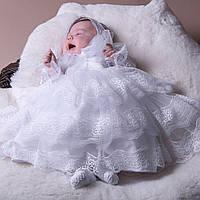 Платье для крещения Белла (Изабелла) от Miminobaby