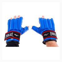 Снарядные перчатки шингарты EVERLAST (р.M, синий)