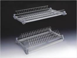 Сушка для посуды 800 мм с алюминиевой рамкой
