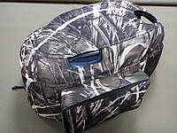 Чехол на крышку (капот) лодочного мотора с карманом, фото 1