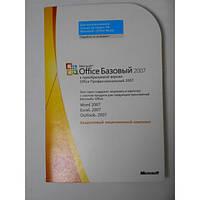 Microsoft Office 2007 Базовый Русский OEM (S55-02599) поврежденная упаковка