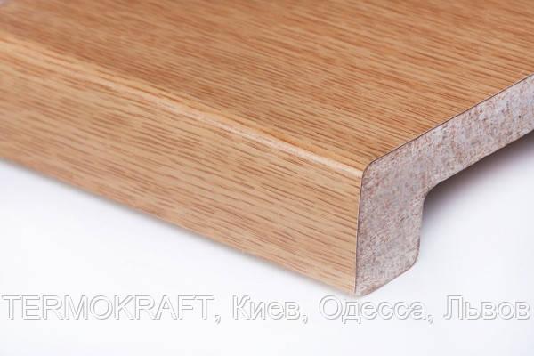 Подоконник Topalit Натуральный дуб (044) 400 мм